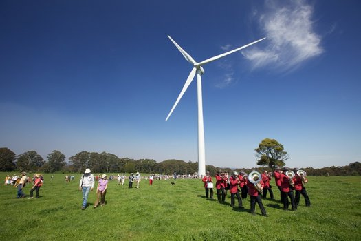 image of Angus Taylor: stand up for wind energy and regional jobs!